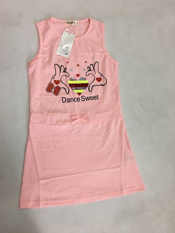 Dívčí letní šaty SEZON (116-146)