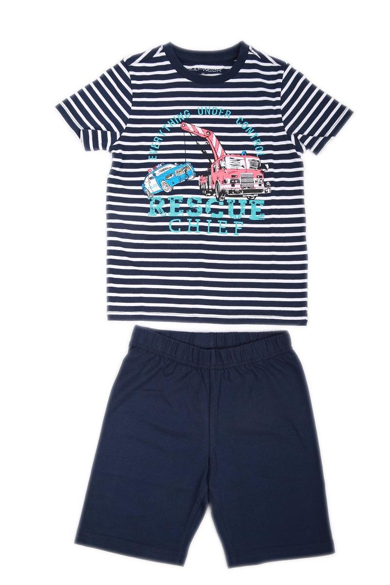 Chlapecké letní  pyžamo WOLF (98-128)