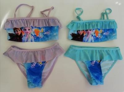 Dívčí dvojdílné  plavky FROZEN  (4-10 let)
