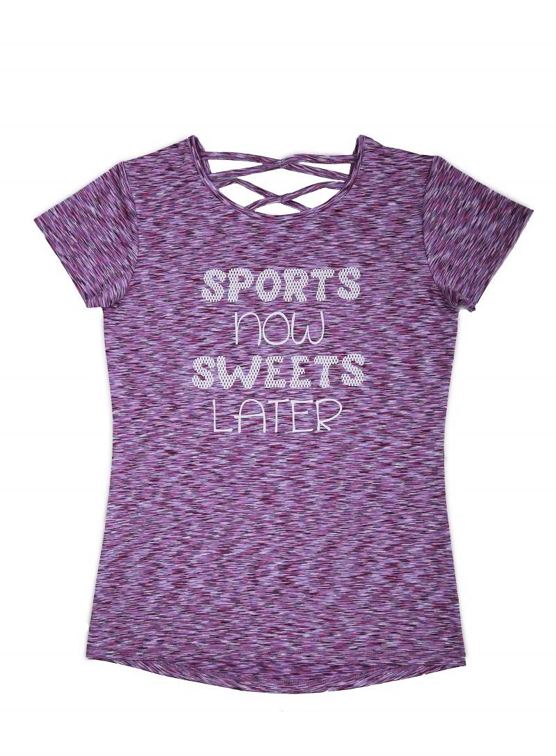 Dívčí triko s krátkým rukávem WOLF (134-164)