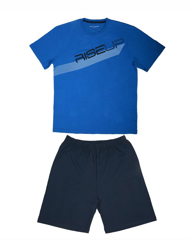 Pánské letní pyžamo WOLF (M-2XL)