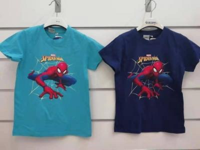 Chlapecké triko  SPIDERMAN (92/98-128)