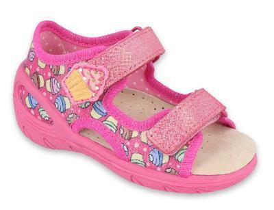 Dívčí sandálky BEFADO (20-25)