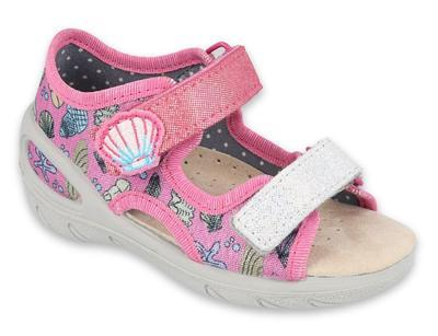 Dívčí sandálky BEFADO (26-30)