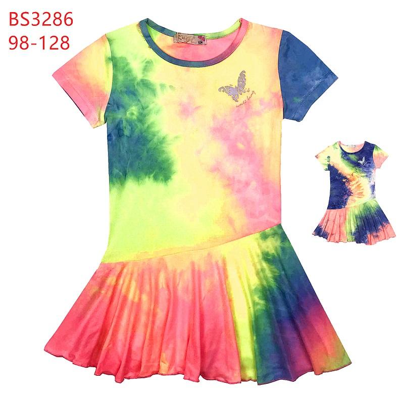 Dívčí letní šaty KUGO (98-128)