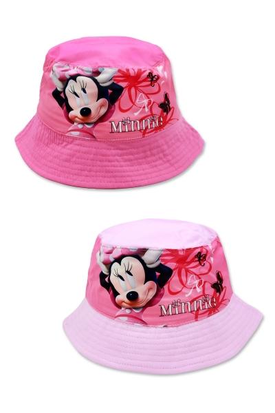 Dívčí letní  klobouček MINNIE (52,54cm)