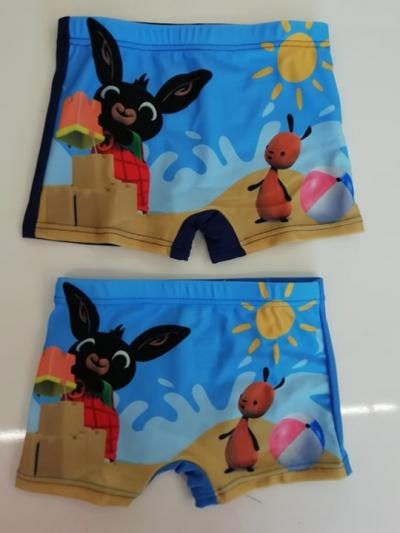 Chlapecké nohavičkové  plavky BING  (2-6 LET)
