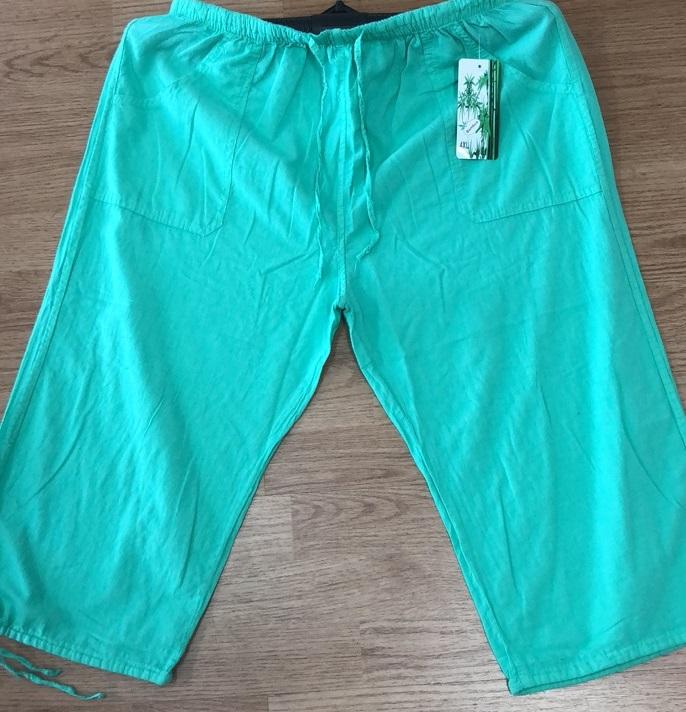 Dámské letní  3/4 kalhoty  (XL4XL)