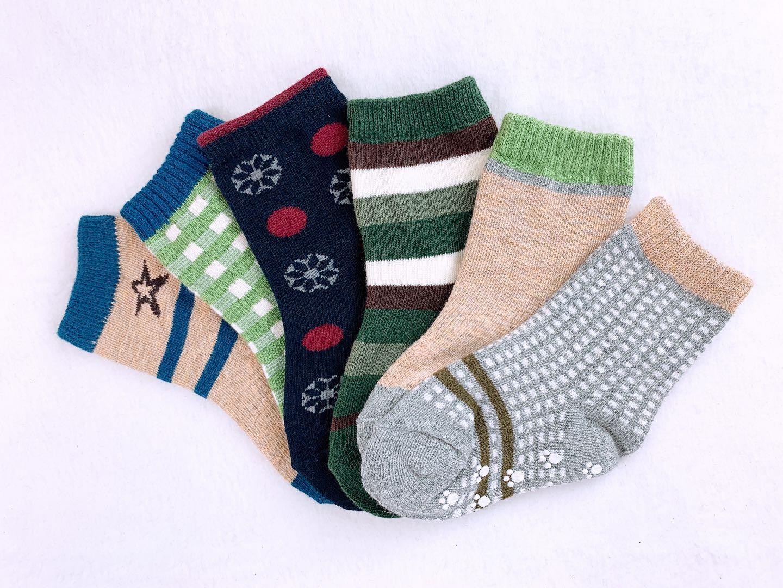 Chlapecké ponožky AMZF (vel. 17-27)