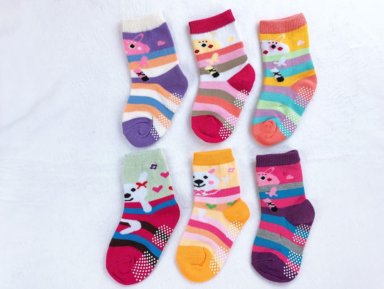 Dětské ponožky AMZF (vel. 17-27)
