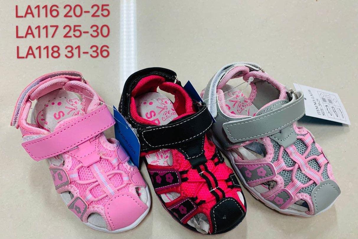 Dívčí sportovní sandále  (20-25)