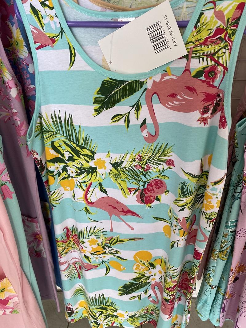 Dámské letní šaty COANDIN (L-XXXL)