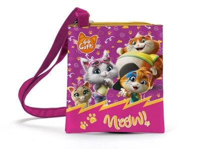 Dětská licenční taška CATS  (1805*20,5 cm)
