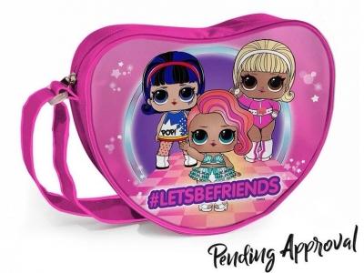 Dětská licenční kabelka LOL