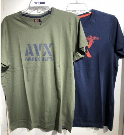 Pánské triko s krátkým rukávem  AVIREX ( M-2XL)