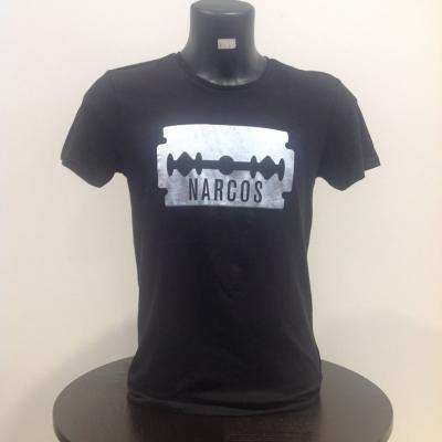 Pánské triko s krátkým rukávem NARCOS (S-XL)