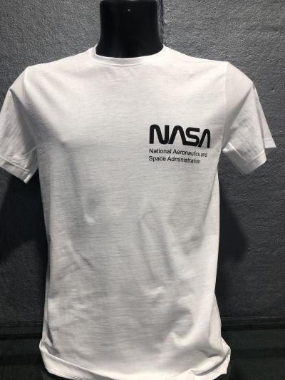 Pánské triko s krátkým rukávem NASA (S-XL)