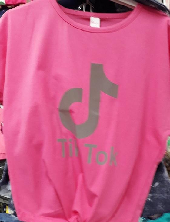 Dívčí letní triko T.T. (134-164)