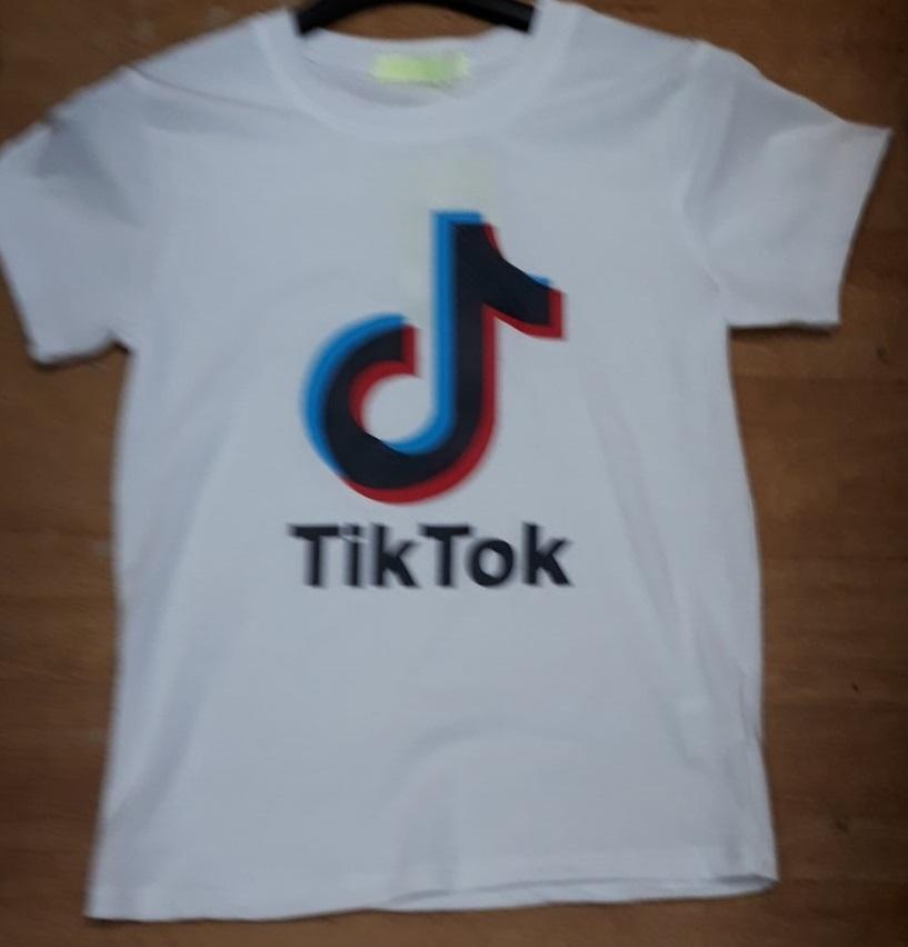 Chlapecké letní triko T.T. (134-164)