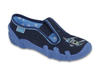 Chlapecká plátěná obuv BEFADO (31-36)