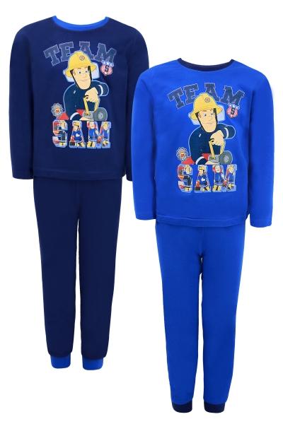 Chlapecké pyžamo Fireman Sam (92-116cm)