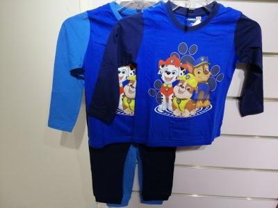Chlapecké pyžamo PAW BOY  (92-116 cm)