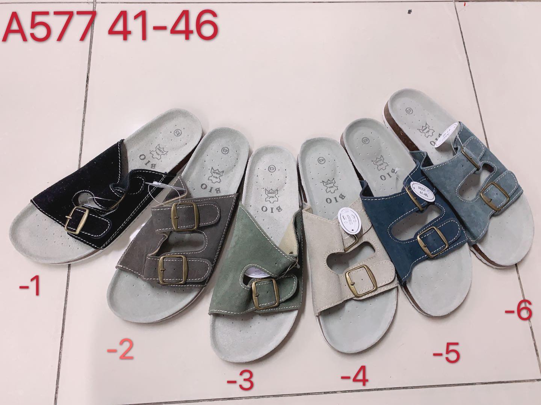 Pánské BIO zdravotní  letní pantofle (41-46)