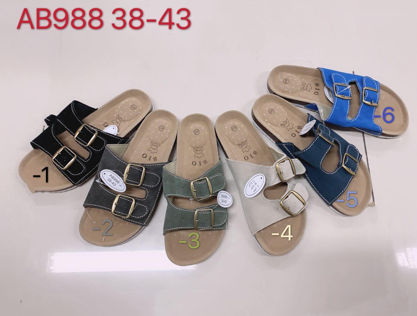 Dámské BIO zdravotní pantofle (38-43)
