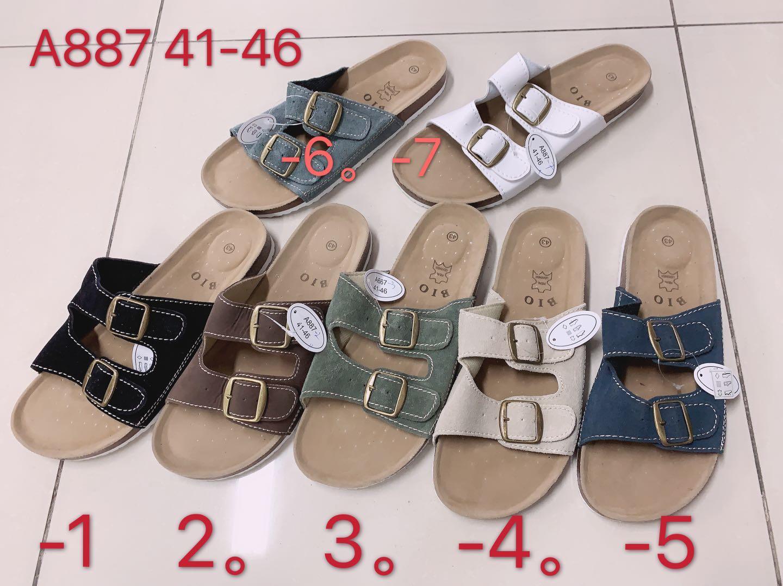 Zdravotní BIO pantofle (41-46)