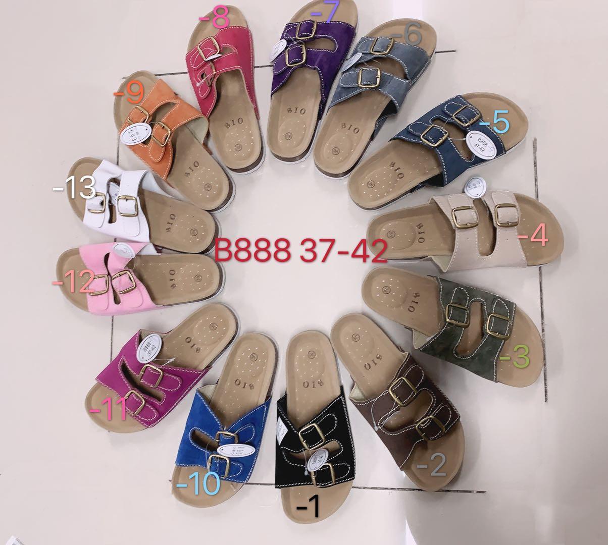 Dámské BIO zdravotní pantofle (37-42)