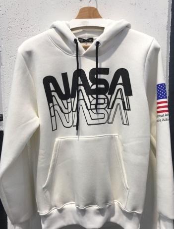 Pánská mikina (klokanka) NASA (M-2XL)