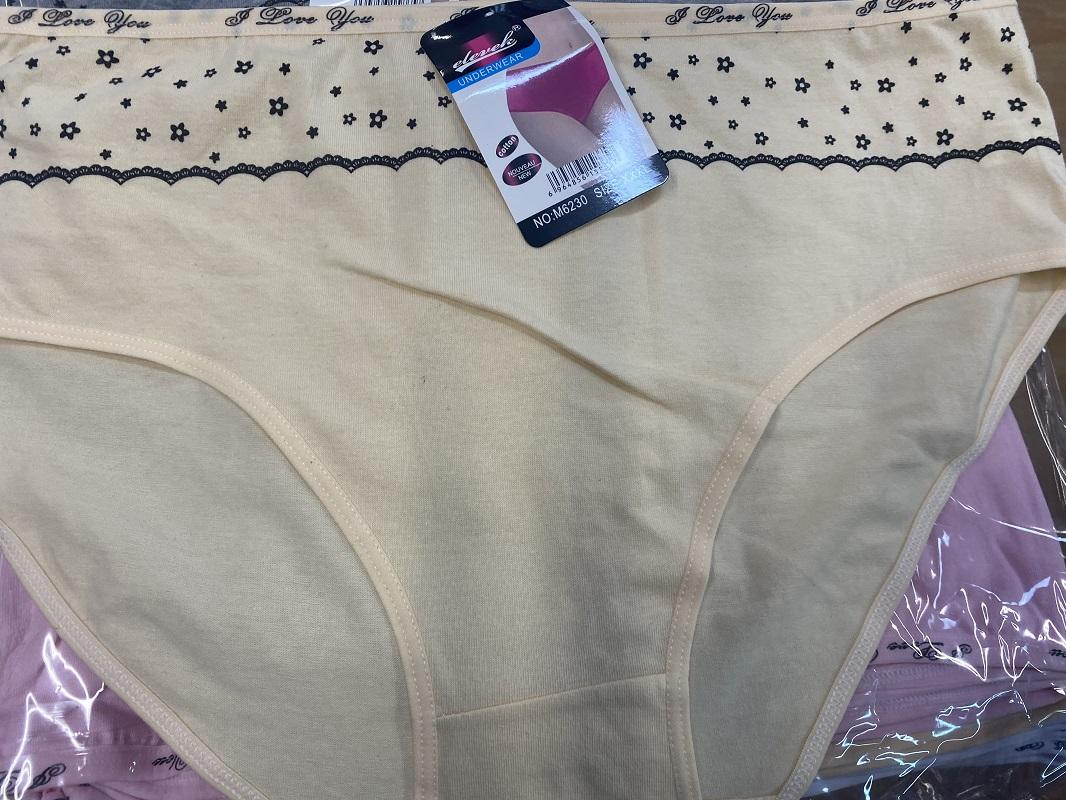 Dámské velké spodní kalhotky ELEVEN (L-XXL)