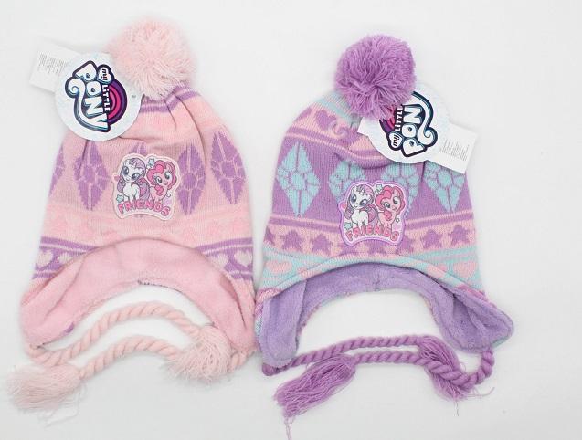 Dívčí zimní čepice POLLY (48-50)