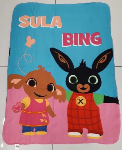 Dívčí deka BING (100x140cm)