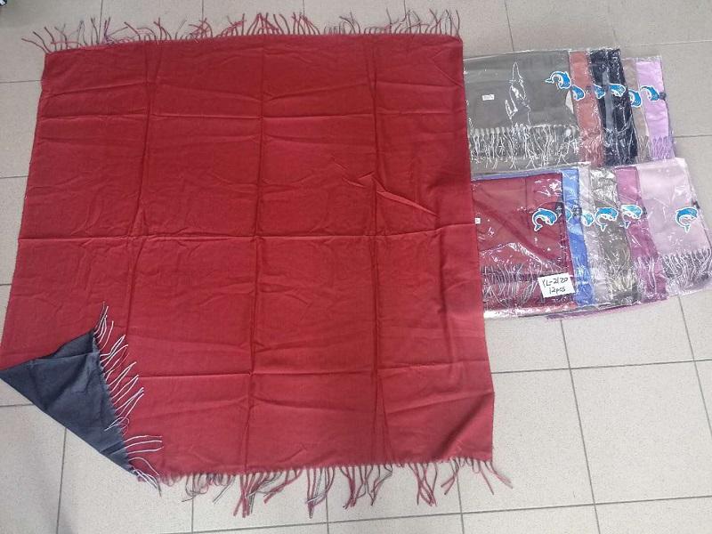 Dámský teplý šátek  DELFIN