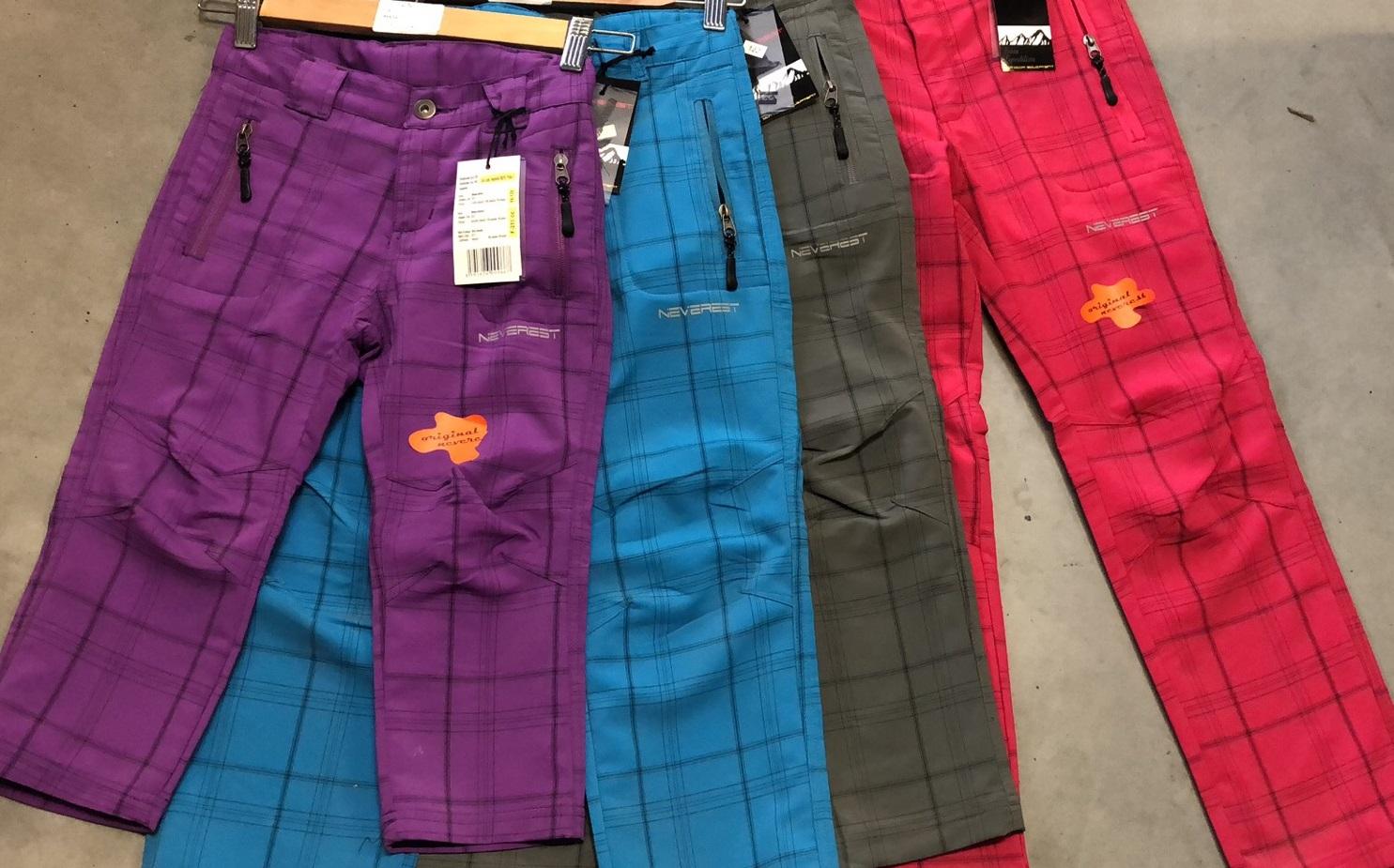Dětské outdoorové kalhoty NEVEREST (134-164)