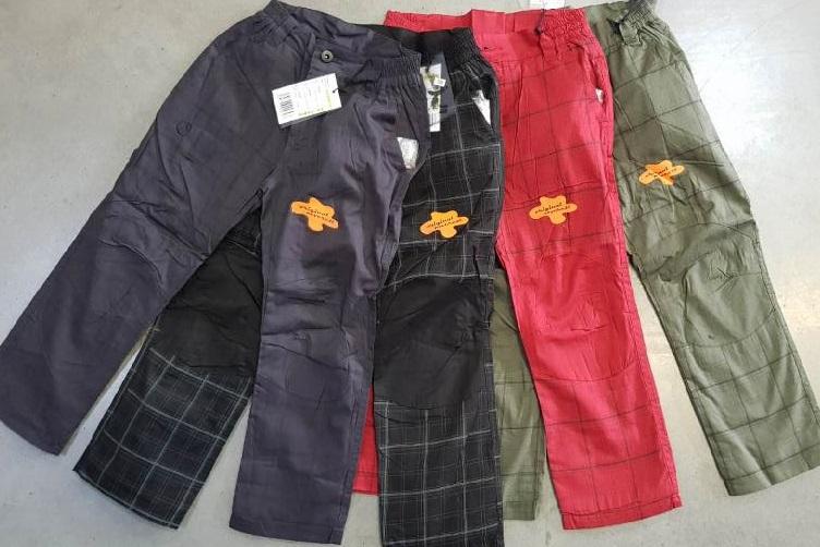 Dorostenecké outdoorové kalhoty Neverest (134-164)