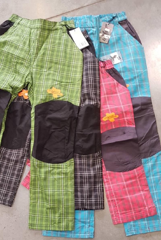 Dětské outdorové kalhoty Neverest (98-128)
