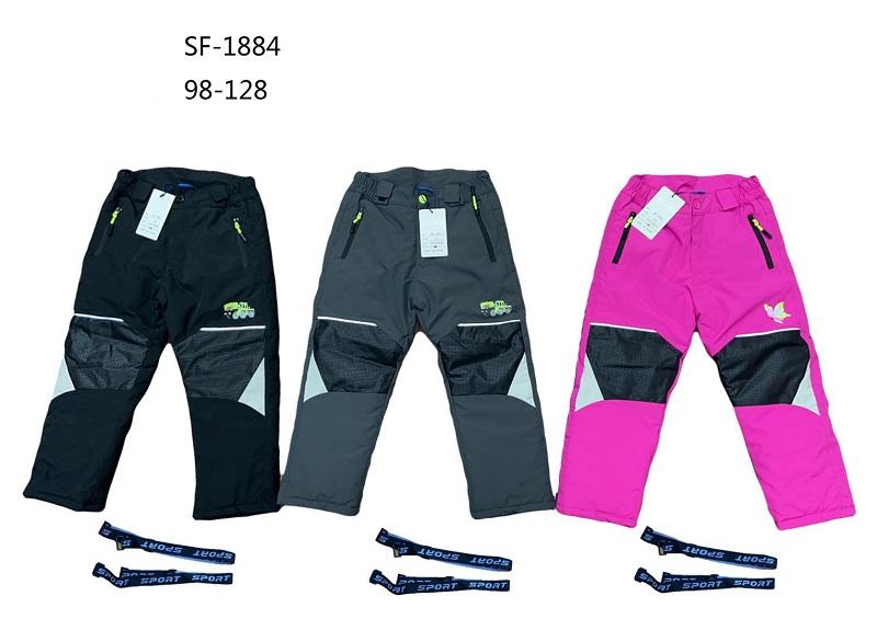 Dětské lyžařské kalhoty  SEZON (98-128