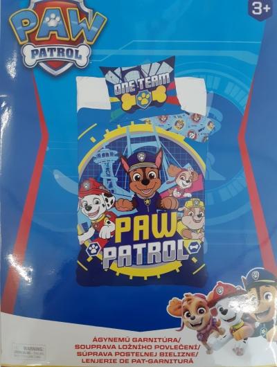 Dětské povlečení PAW PATROL (140x200, 70x90cm)