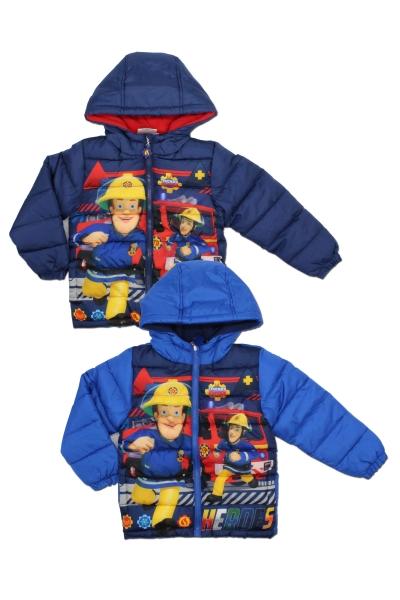 Chlapecká zimní  bunda SAM (98-128)