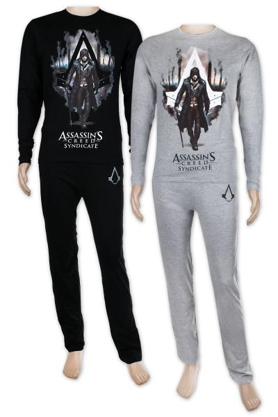 Pánské pyžamo ASSA LONG  (XS-2XL)