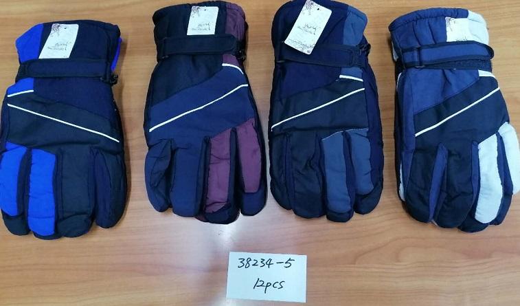 Pánské lyžařské rukavice DELFIN (M-2XL)