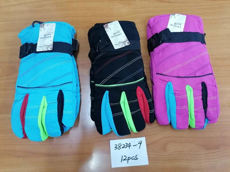 Dámské lyžařské rukavice DELFIN (M-XL)