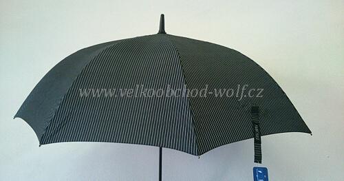 Deštník pánský delux