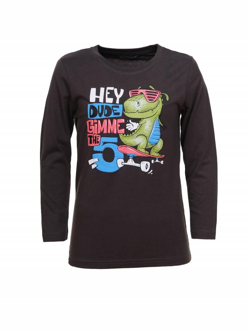 Chlapecké triko s dlouhým rukávem GLO-STORY (98-128)