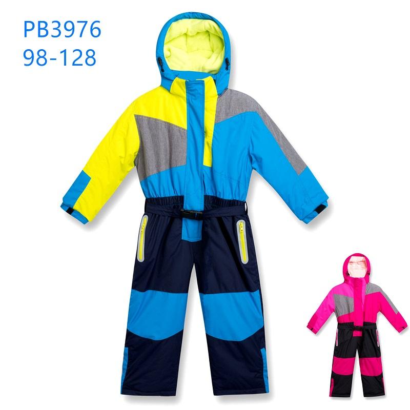 Dětská zimní kombinéza  KUGO (98-128)
