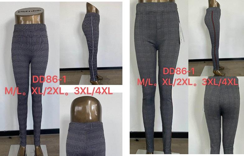 Dámské kalhotové legíny ELEVEN (M-4XL)