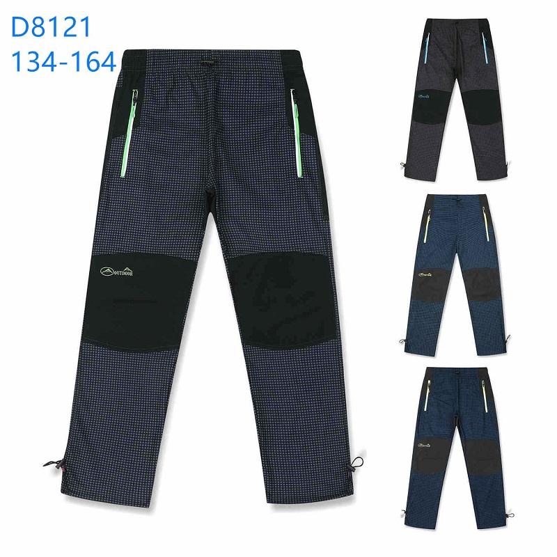 Chlapecké zateplené outdoorové kalhoty KUGO (134-164)