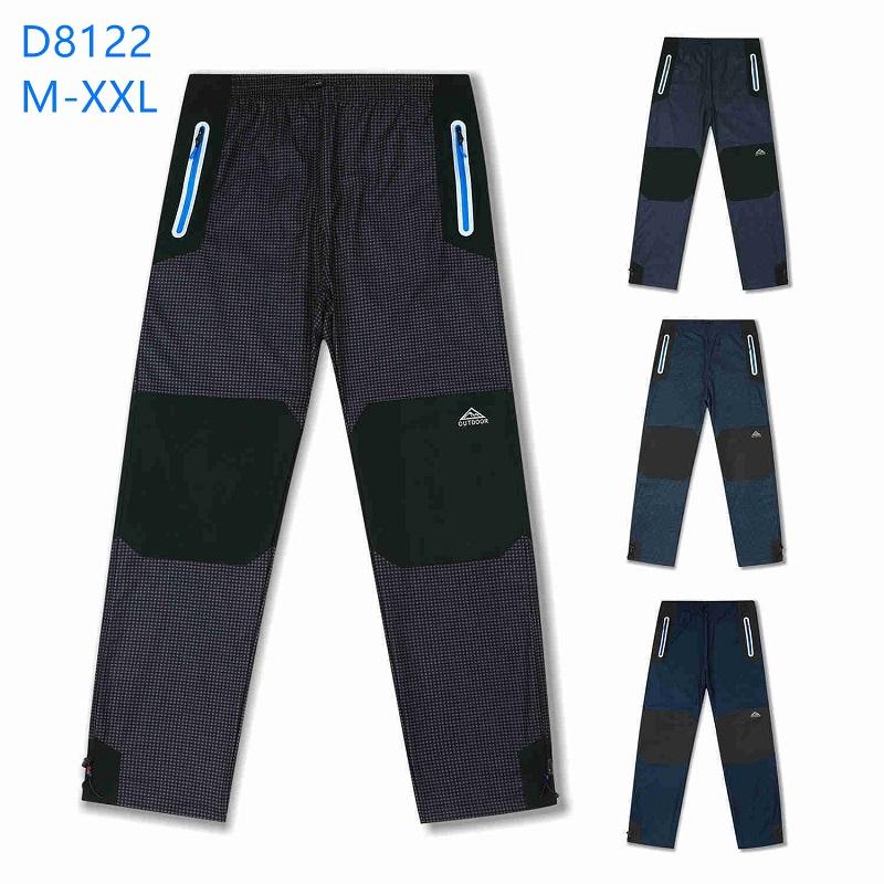 Dospělé zateplené outdoorové kalhoty KUGO (M-2XL)